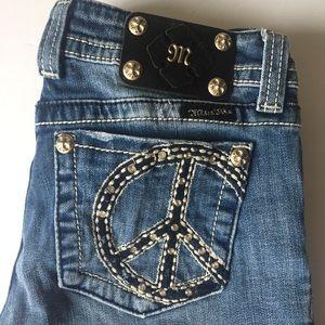 Miss Me Jean Shorts 27
